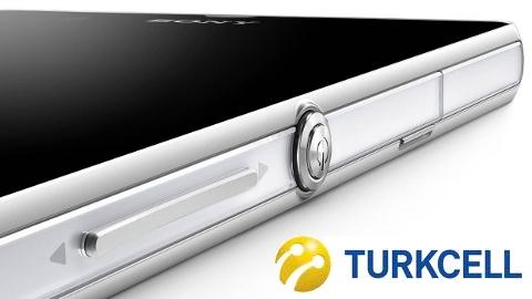 Turkcell Sony Xperia Z kampanyası sözleşmeli fiyatları