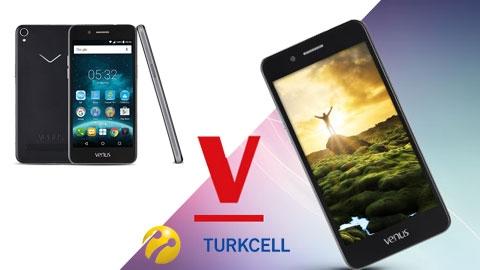 Turkcell Vestel Venus V3 5020 Cihaz Kampanyası