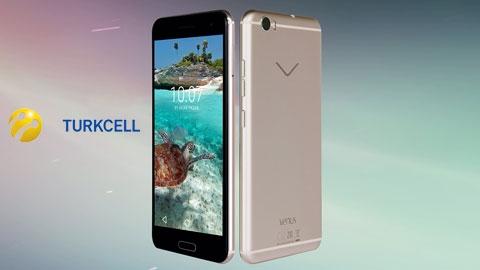 Turkcell Vestel Venus V4 Akıllı Telefon Kampanyası