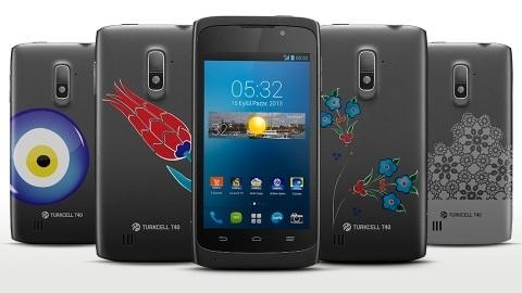 Turkcell'in yeni akıllı telefonu T40 resmen satışa sunuldu
