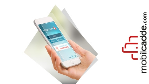 Türkiye Finans ve MobilCadde.com Cam Ekran Koruyucu Kampanyası