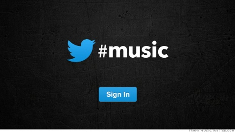 Twitter #music iOS uygulaması yayın hayatına başladı