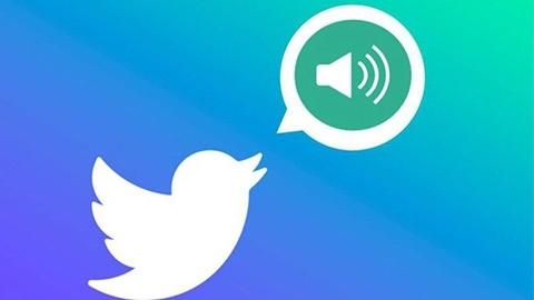 Twitter Sesli Tweet Özelliği iOS Cihazlara Geldi