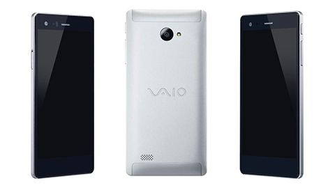 Windows 10 işletim sistemli VAIO Phone Biz resmiyet kazandı