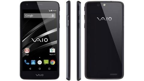 VAIO Phone tanıtıldı, çıkış tarihi ve fiyatı resmen açıklandı