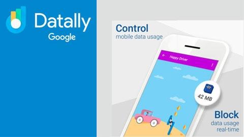 Veri Tasarrufu ve Wi-Fi Uygulaması; Datally