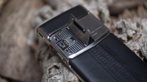 Lüks telefon üreticisi Vertu'yu Uzan Grubu satın aldı
