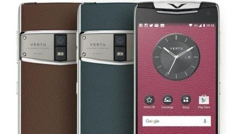 Vertu, lüks telefon üretimi için Çinli TCL ile anlaştı