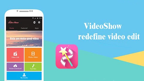 VideoShow Android Video Düzenleme Uygulaması