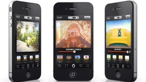 Viewmatic iOS uygulaması ile fotğraflarınıza film kadrajlarından bakın
