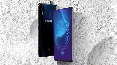 Çerçevesiz ekranlı Vivo NEX tanıtıldı