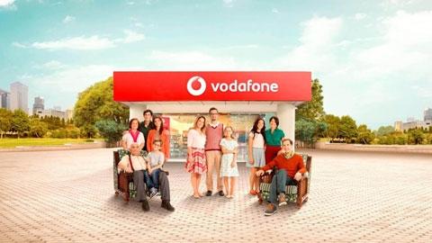 Vodafone Aile Kampanyası