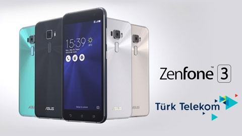 Vodafone Asus ZenFone 3 Cihaz Kampanyası