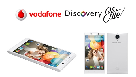 Vodafone General Mobile Discovery Elite Kampanyası