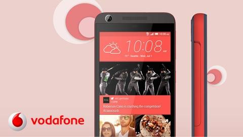 Vodafone HTC Desire 626 Cihaz Kampanyası