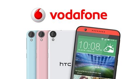 Vodafone HTC Desire 820 Kampanyası