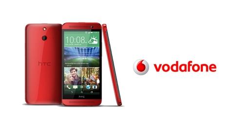Vodafone HTC One E8 Kampanyası