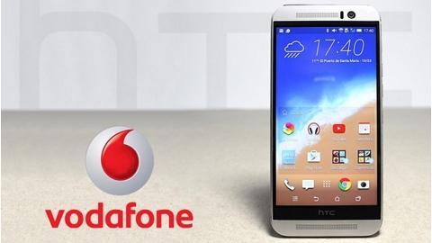 Vodafone HTC One M9 Kampanyası
