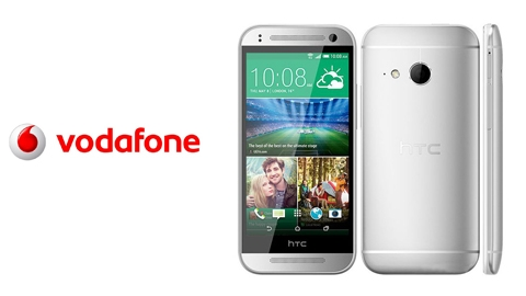 Vodafone HTC One mini 2 Kampanyası