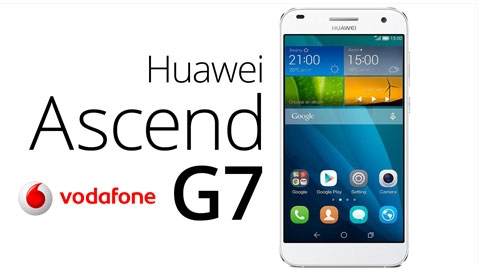 Vodafone Huawei Ascend G7 Cihaz Kampanyası