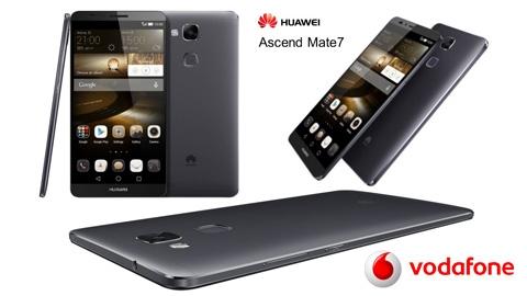 Vodafone Huawei Ascend Mate7 Cihaz Kampanyası