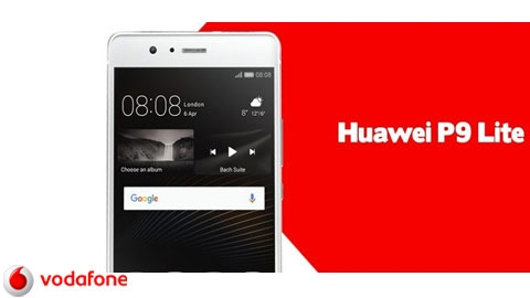 Vodafone Huawei P9 Lite Akıllı Telefon Kampanyası