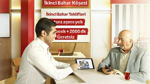 Vodafone İkinci Bahar Kampanyası