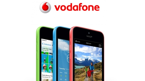 Vodafone iPhone 5c 16 GB Kampanyası