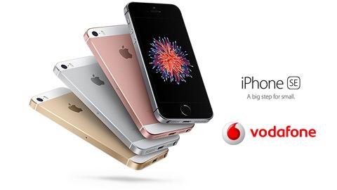 Vodafone iPhone SE Cihaz Kampanyası (2017)