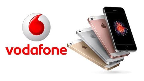 Vodafone iPhone SE Cihaz Kampanyası