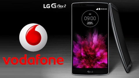 Vodafone LG G Flex 2 Kampanyası