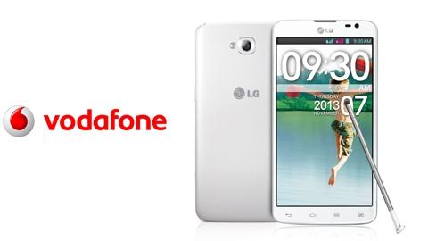 Vodafone LG G PRO LITE Kampanyası