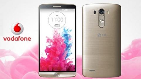 Vodafone LG G3 16 GB Kampanyası