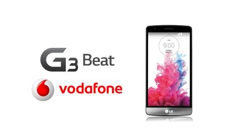 Vodafone LG G3 Beat Cihaz Kampanyası