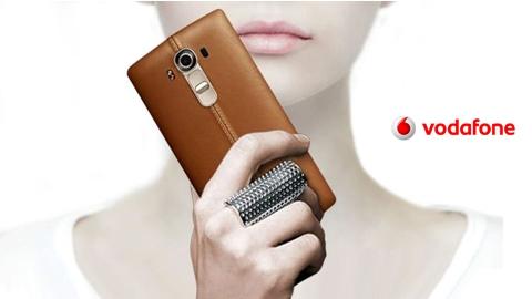 Vodafone LG G4 Kampanyası