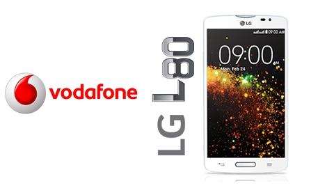 Vodafone LG L80 Kampanyası