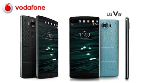 Vodafone LG V10 Cihaz Kampanyası