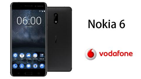 Vodafone Nokia 6 32GB Akıllı Telefon Kampanyası