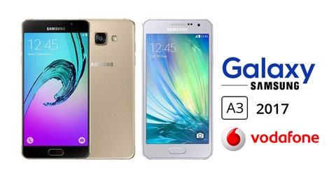 Vodafone Samsung Galaxy A3 2017 Cihaz Kampanyası