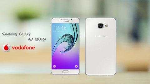 Vodafone Samsung Galaxy A7 2016 Cihaz Kampanyası