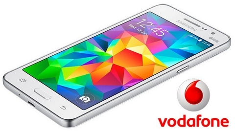 Vodafone Samsung Galaxy Core Prime Kampanyası