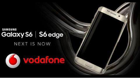 Vodafone Samsung Galaxy S6 edge 32GB Kampanyası