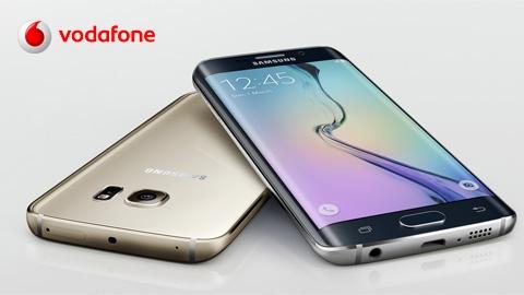 Vodafone Samsung Galaxy S6 Edge Cihaz Kampanyası 2017