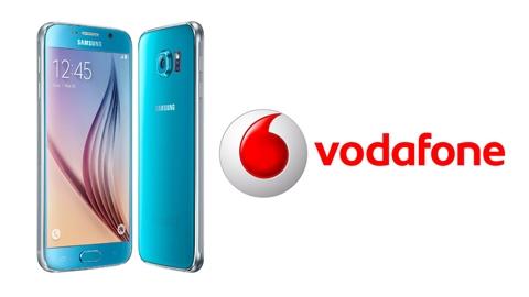 Vodafone Samsung Galaxy S6 Kampanyası