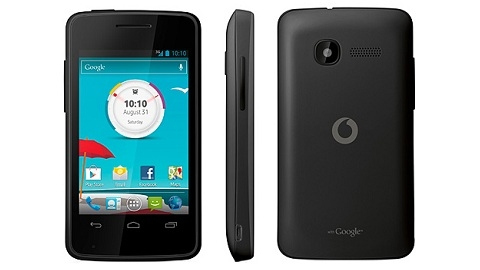 Vodafone Smart Mini Türkiye'de satışa sunuldu
