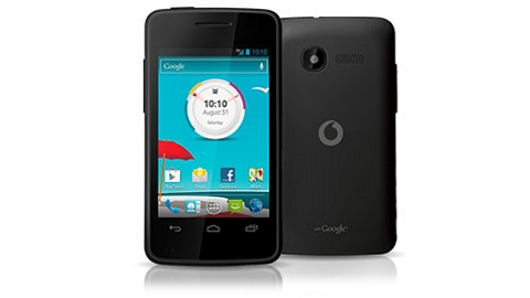Vodafone Smart Mini ucuz Android telefon