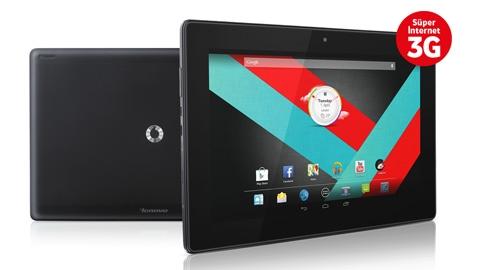 Vodafone Smart Tab III kazandırıyor