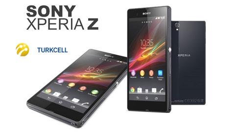 Vodafone Sony Xperia Z Cihaz Kampanyası