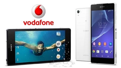 Vodafone Sony Xperia Z2 Kampanyası