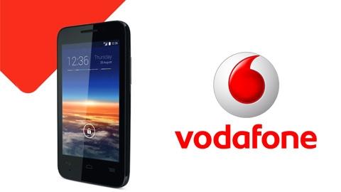 Vodafone'dan bir akıllı telefon daha; Smart Mini 4